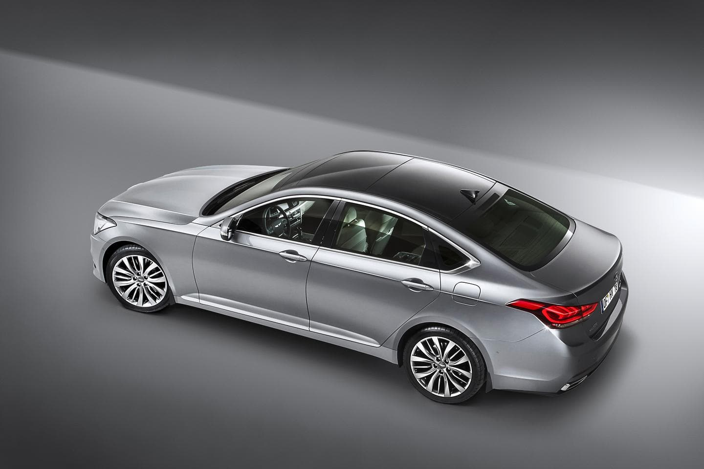 All-New Genesis debuting at 2014 Geneva Motor Show photo 2