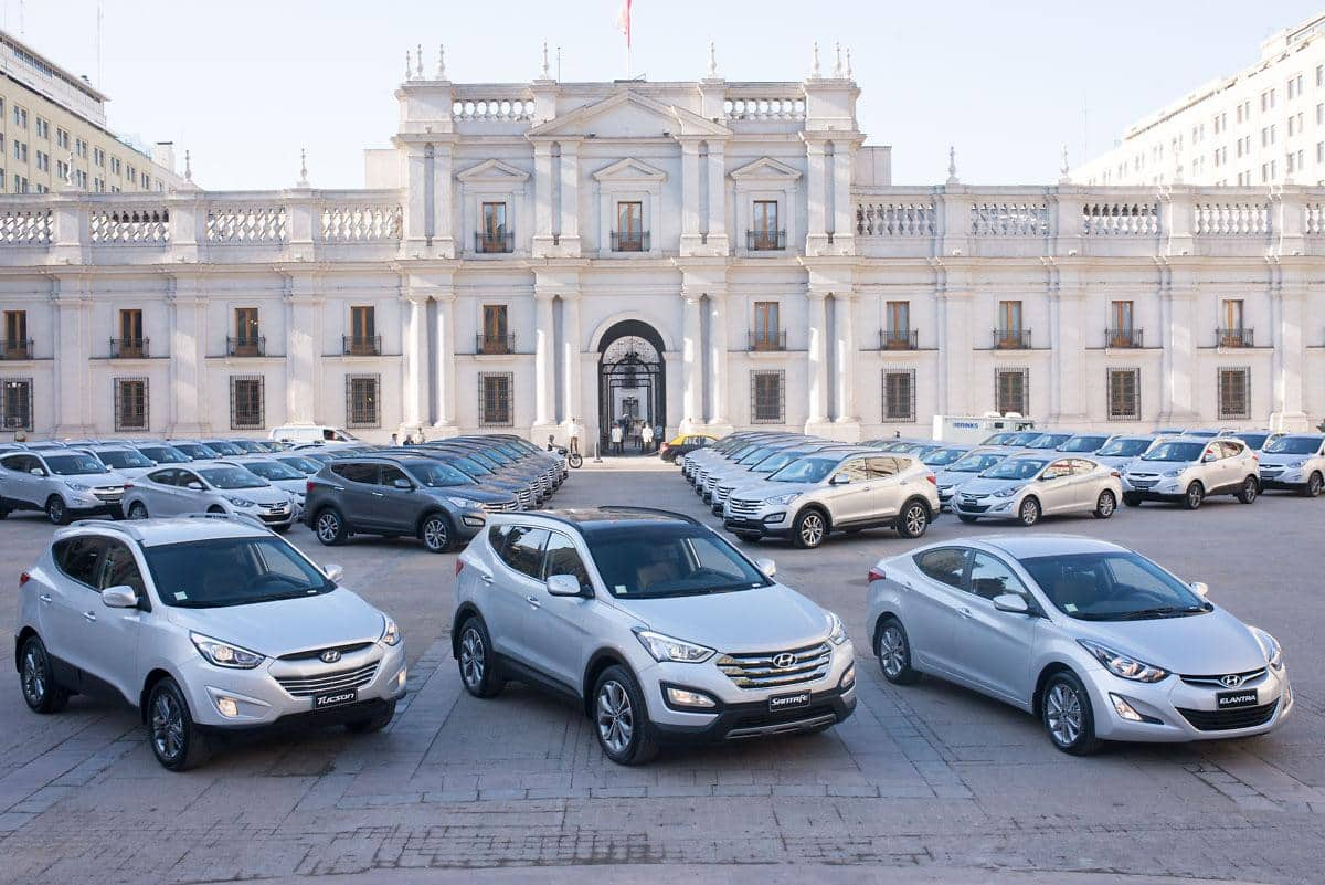 New Chilean President Selects Equus for Inauguration Ceremony