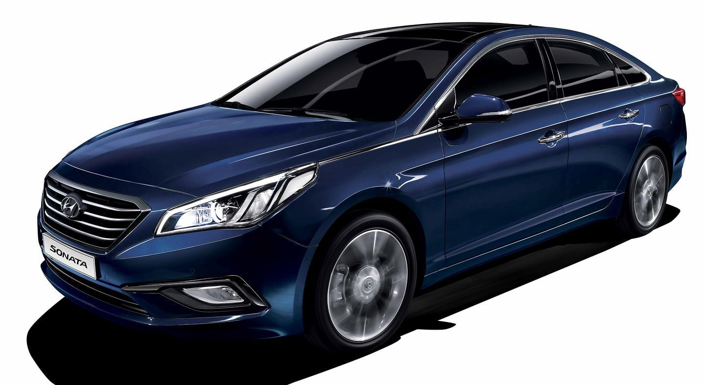 All New Sonata in motion 2