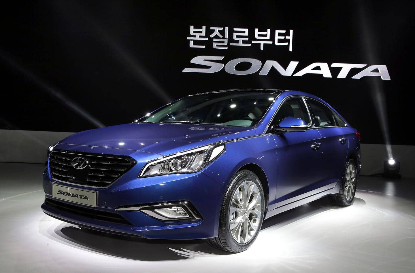 Hyundai Motor Stages World Premiere of All!new Sonata in Korea