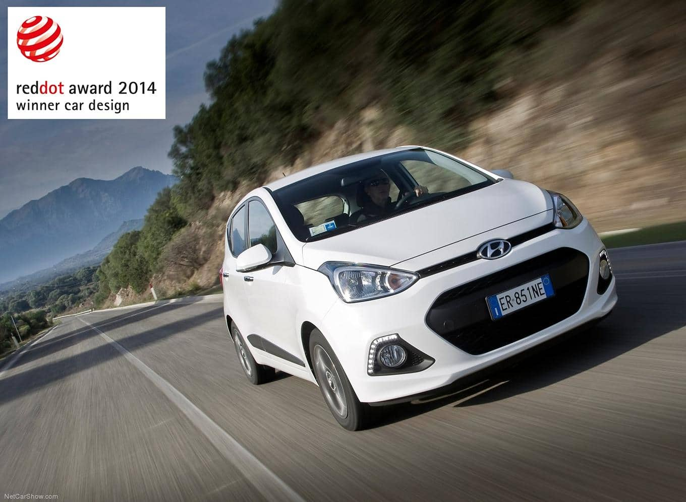 Hyundai Motor Receives Red Dot Design Awards for Two Models