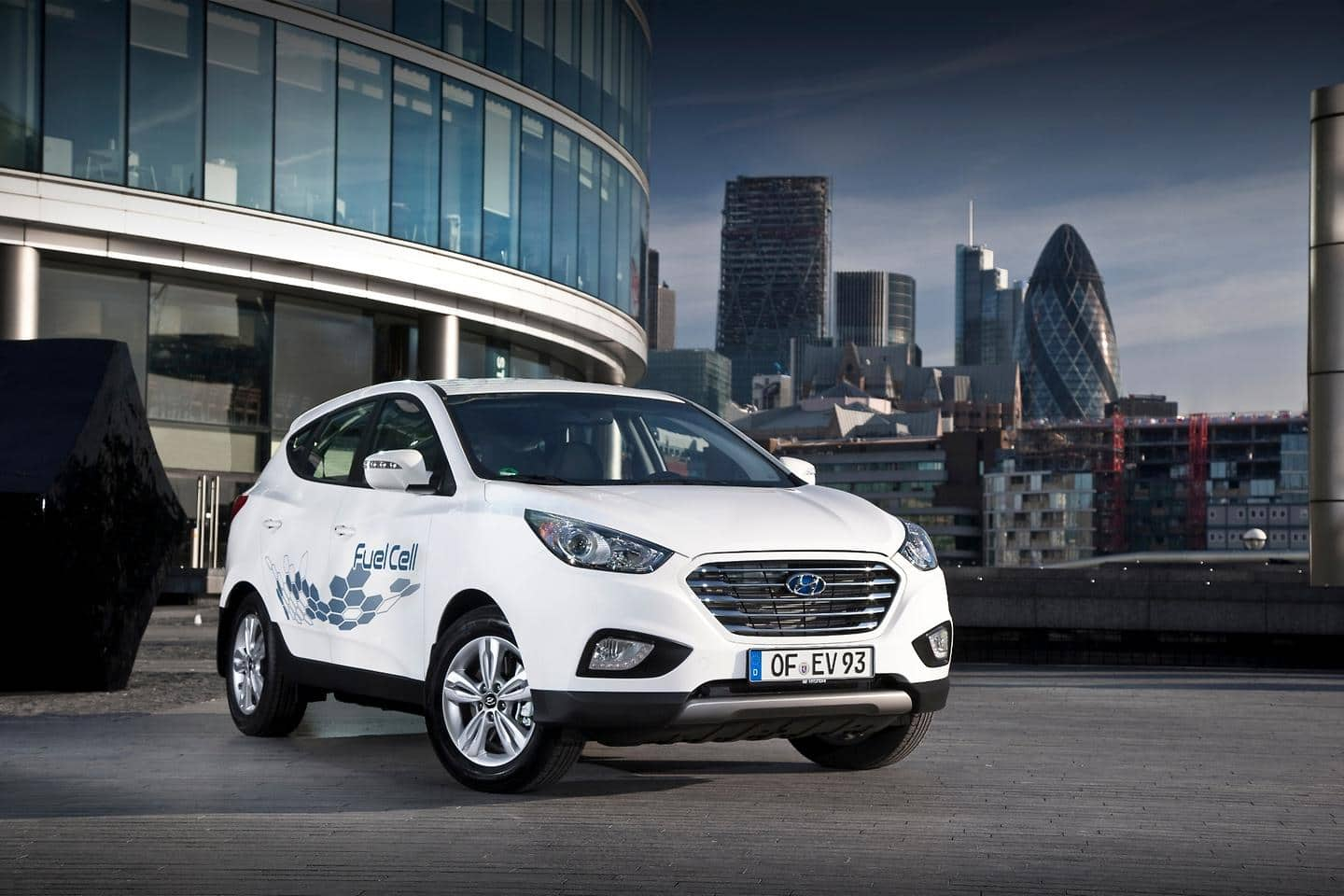 Hyundai Motor partners European initiative to fuel hydrogen powered mobility