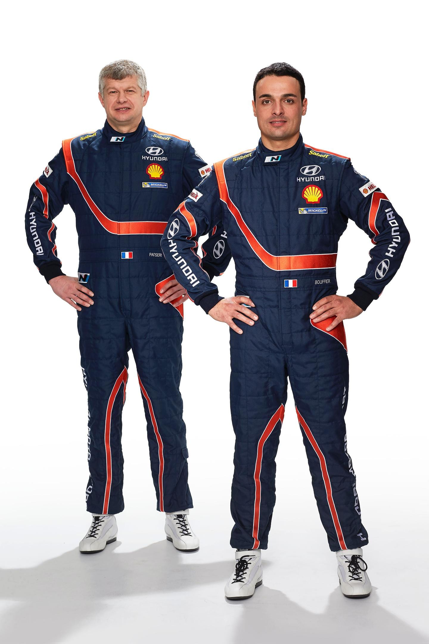 Hyundai Motor Announces Brian Bouffier as 2014 Test Driver