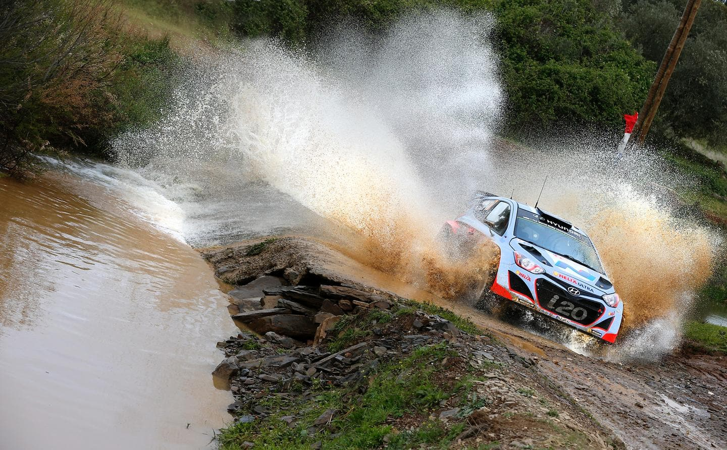 Hyundai Shell World Rally Team prepares for new challenge at Rally Argentina