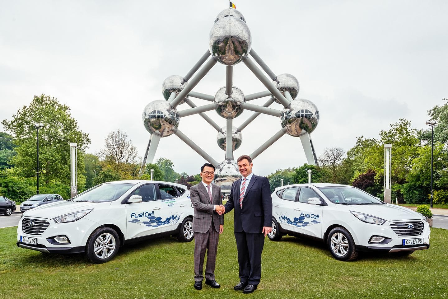 Hyundai Motor Chosen for Third Consecutive Year for European Commission Backed Hydrogen Fuel Cell Demonstrations