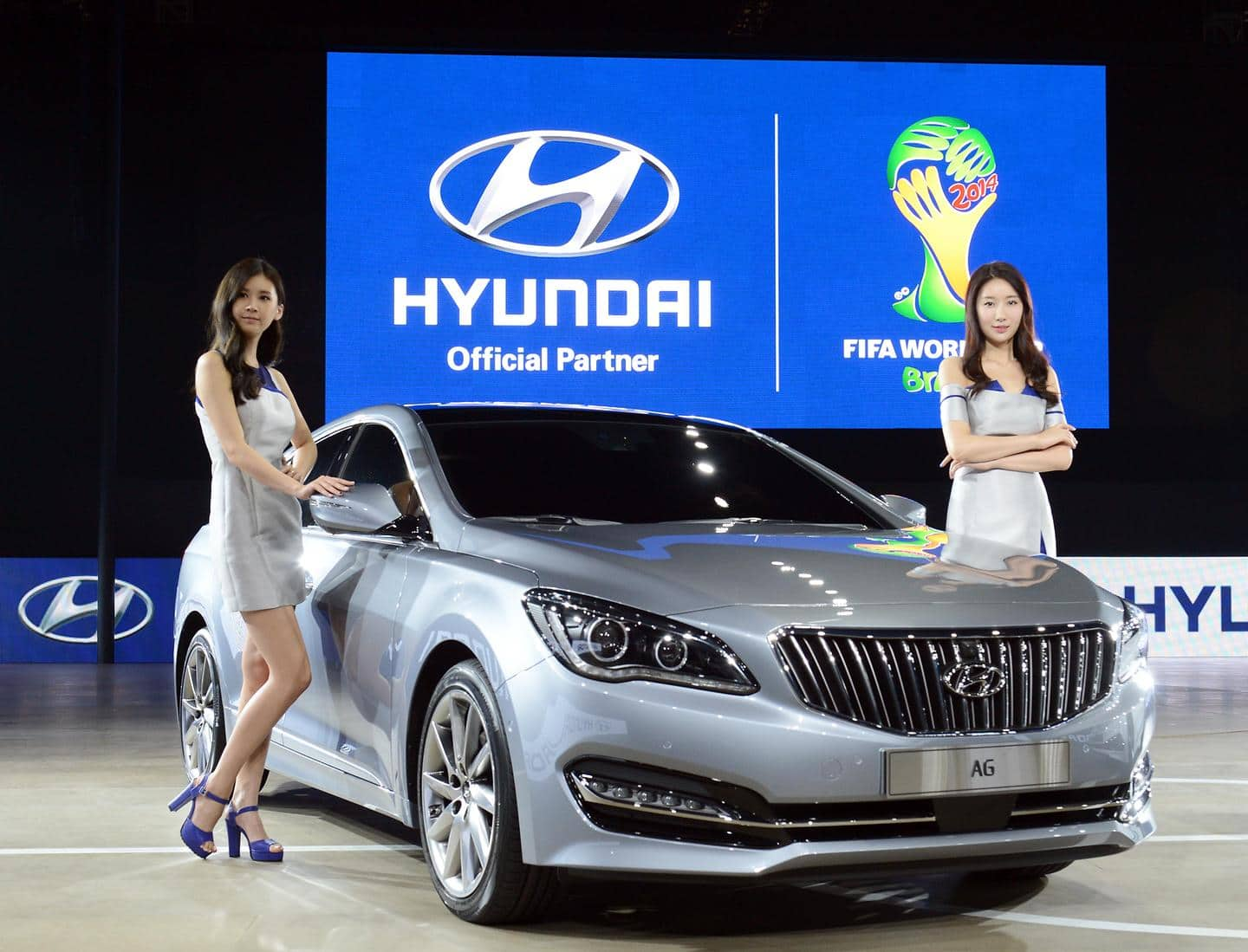 Hyundai Motor Strengthens Large Sedan Line ups at the 2014 Busan International Motor Show 4