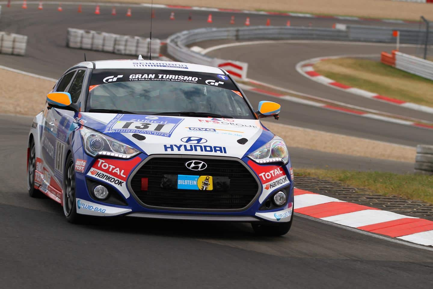 Hyundai Motor triumphs at Nurburgring 24 hour race with Veloster Turbo