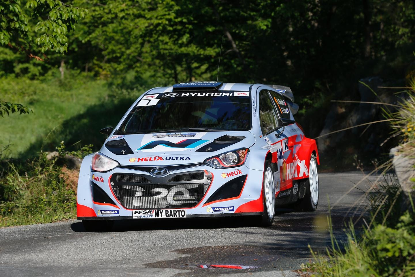 Hyundai Shell World Rally Team Announces Driver Line-up for Rallye Deutschland