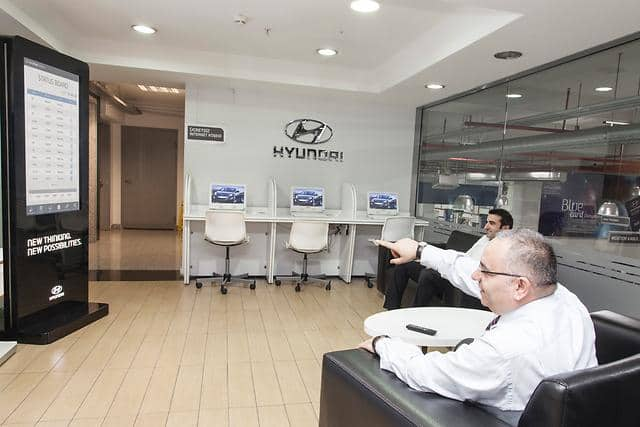 Hyundai Motor Opens World's First Advanced 'Workshop Automation' for Customer Service