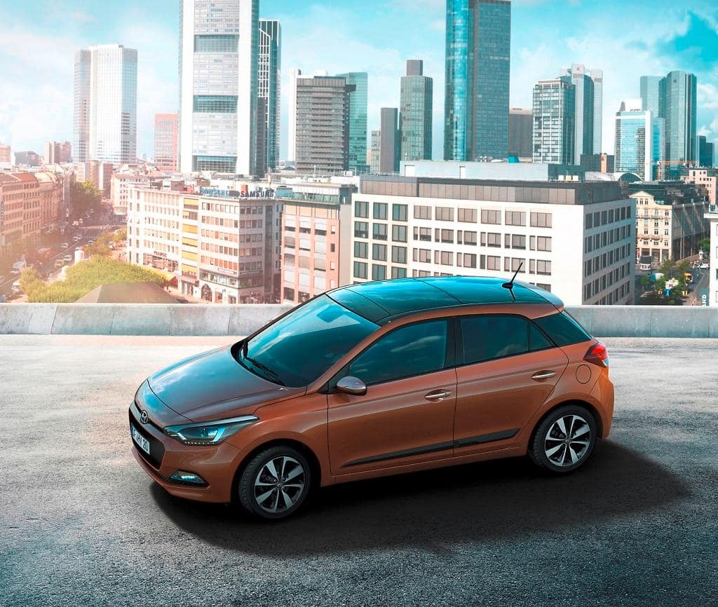 Hyundai Motor Unveils New Generation i20 Ahead of Paris Motor Show Debut