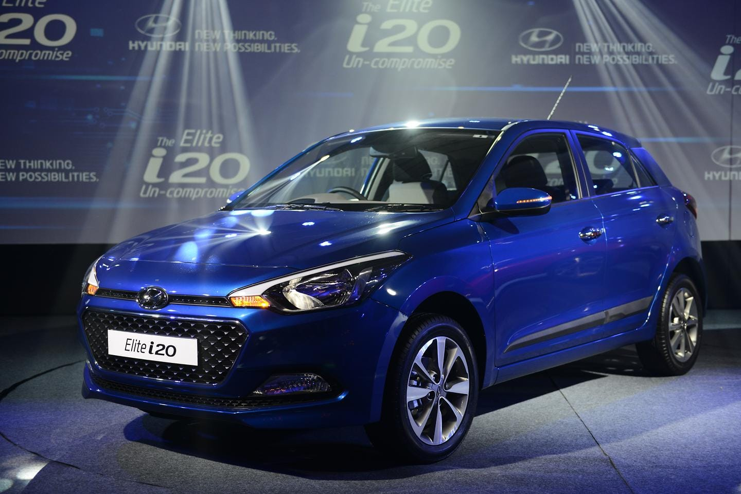 "Hyundai Motor India Launches All New ""The Elite i20"" (3)"