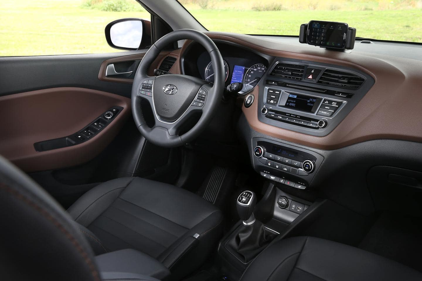 New Generation i20 interior image (3)