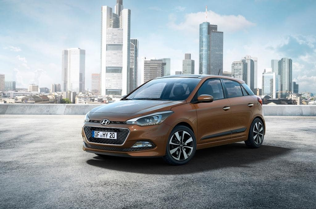 Hyundai Motor Starts Production of the New Generation i20 For Europe