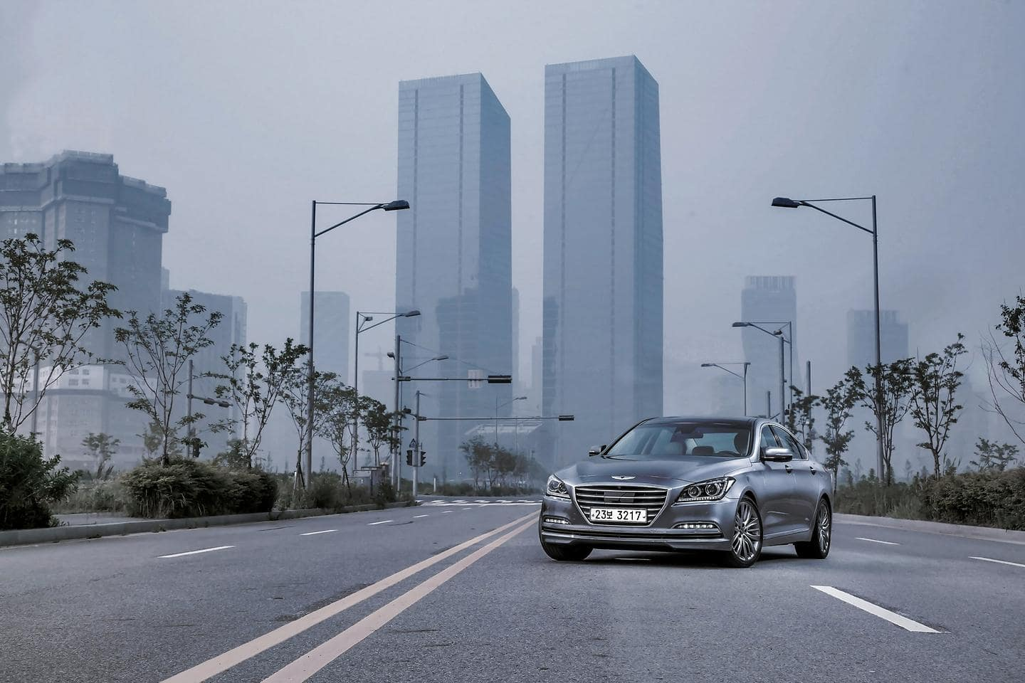 Hyundai Genesis Receives Highest Safety Score in ANCAP history