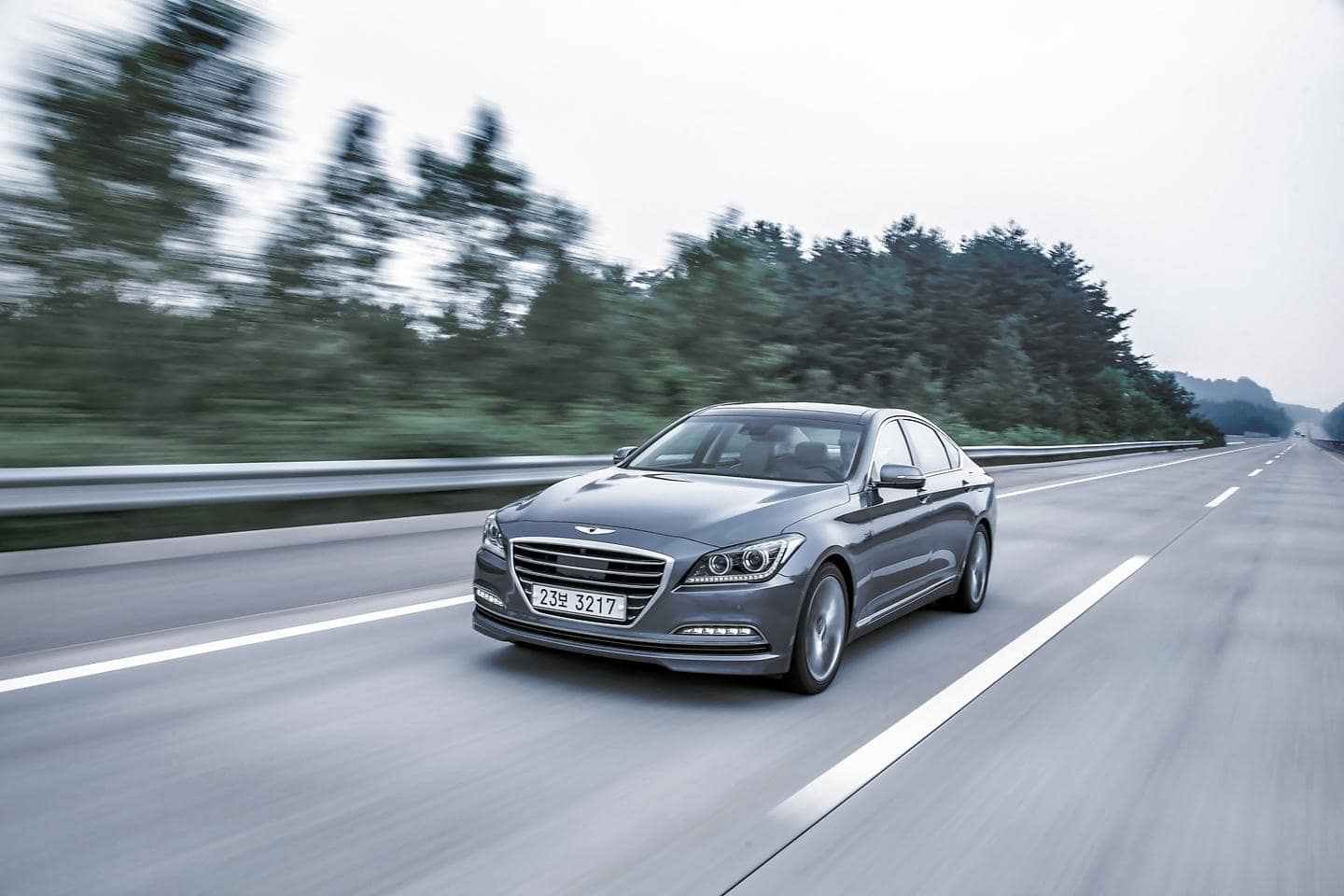 Hyundai Genesis Receives Highest Safety Score in ANCAP history (2)