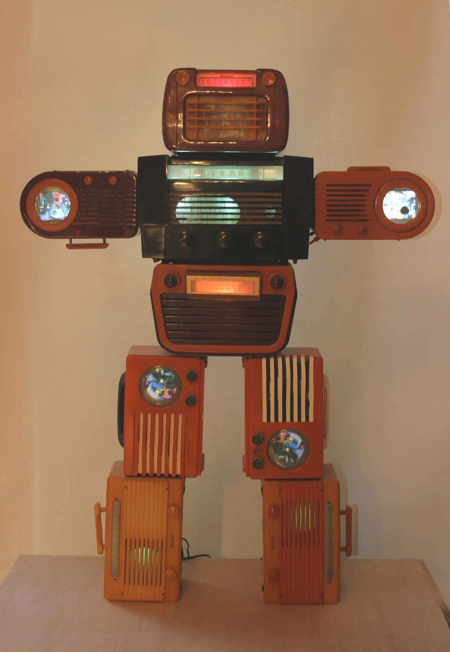 Hyundai Motor supports Tate Modern's new Nam June Paik display _ 1