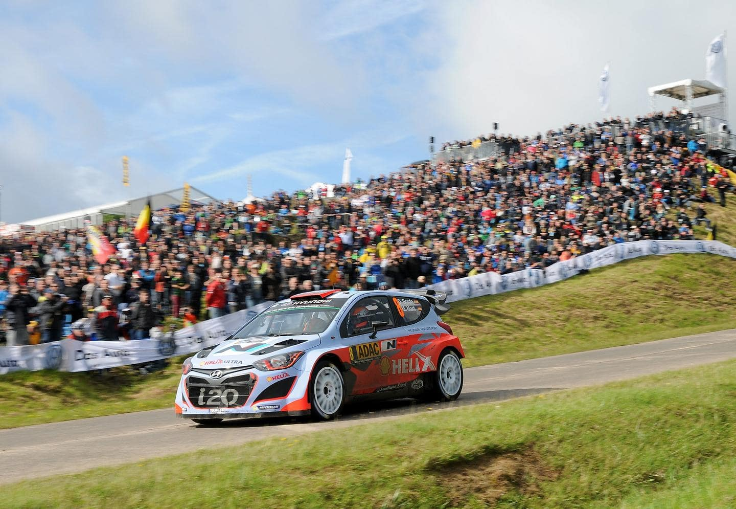 Hyundai Motorsport announces Dani Sordo as WRC driver for 2015 and 2016 _ 1