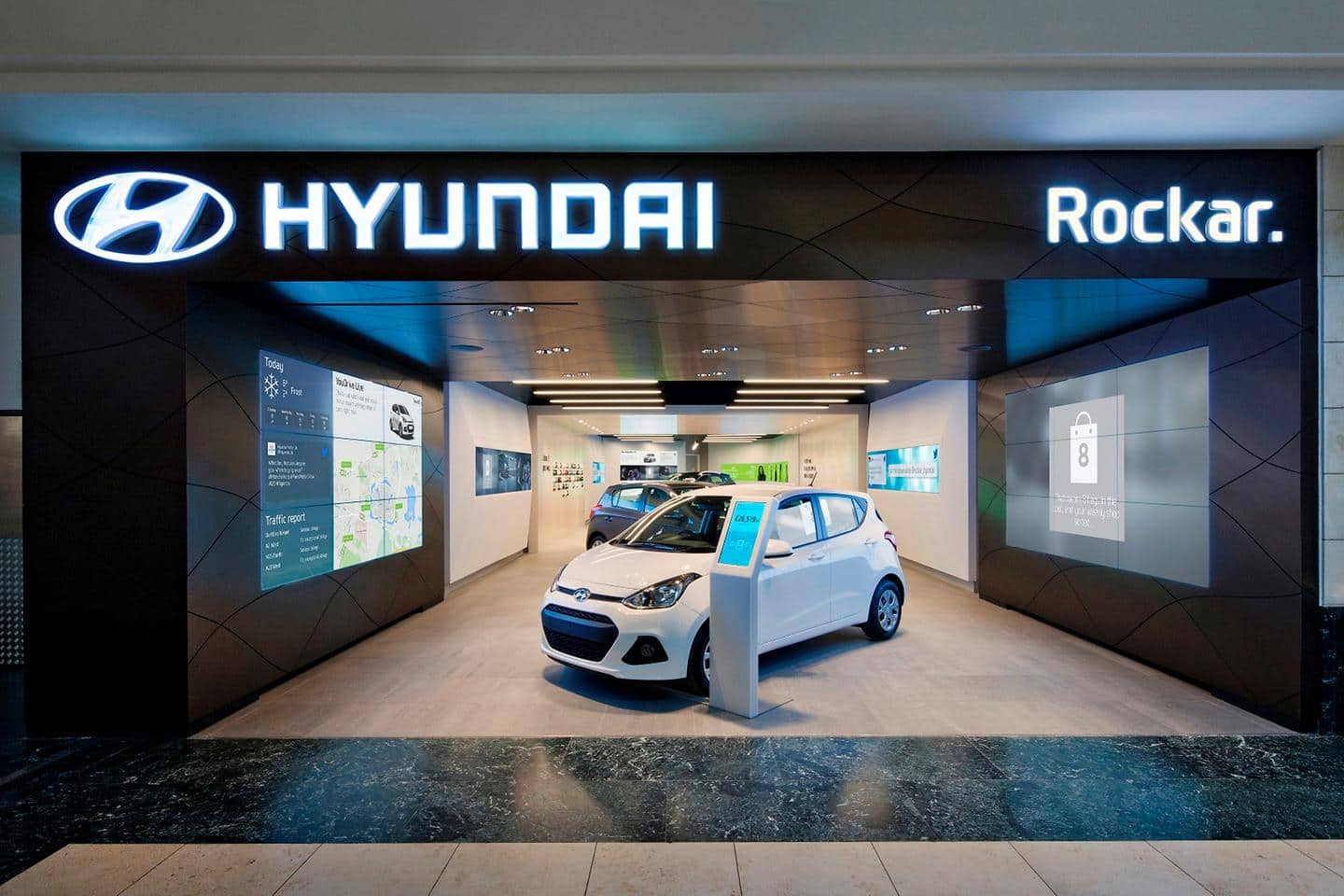 Hyundai Motor And Rockar Lauches a Groundbreaking New Digital Retail Experience