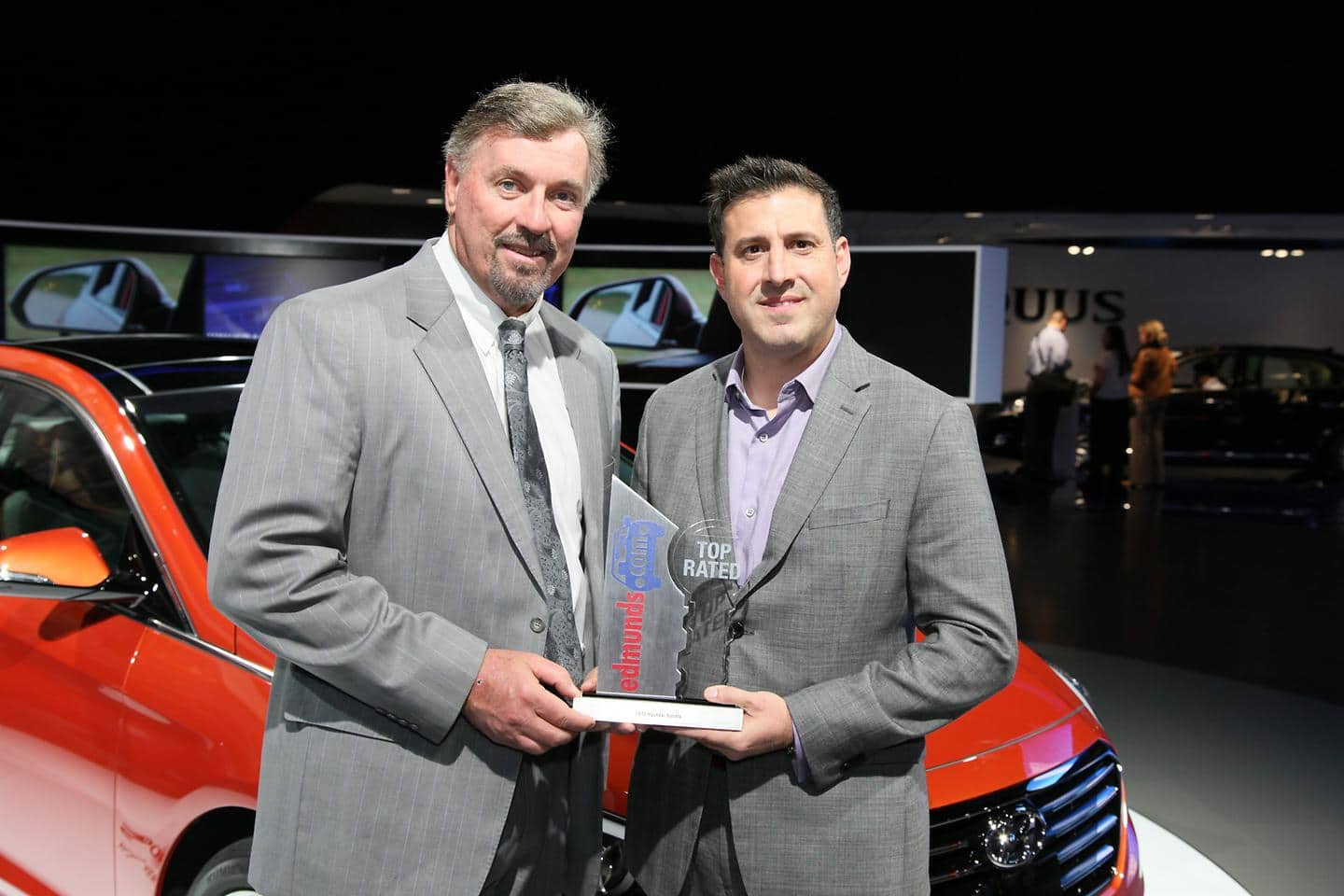 2015 Sonata Named A Top Rated Sedan By Edmunds.com