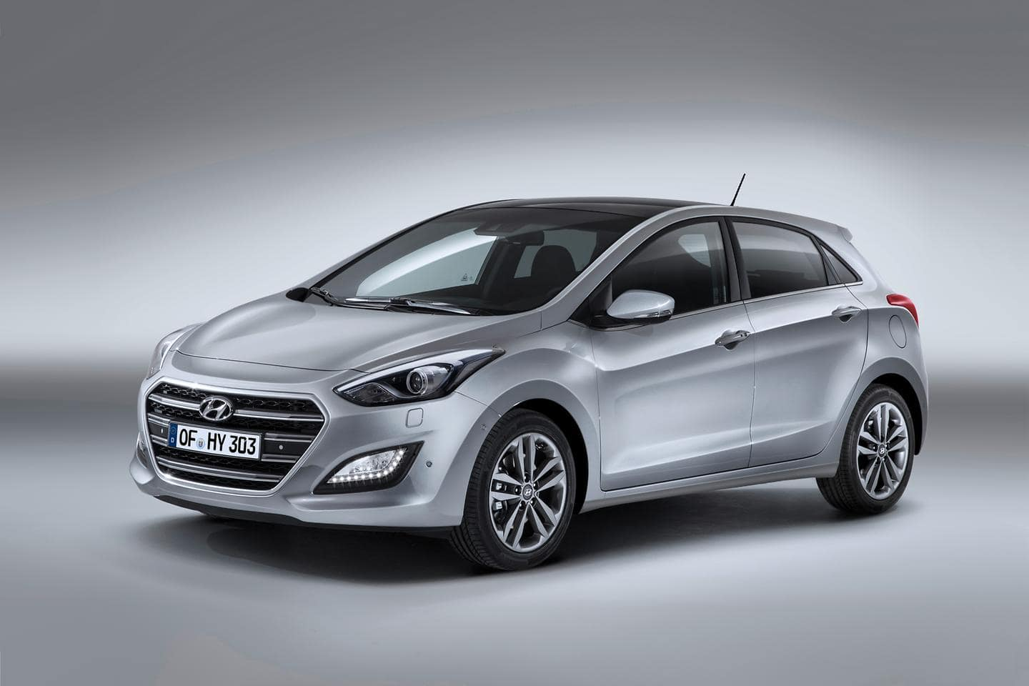New Hyundai i30 Press Info