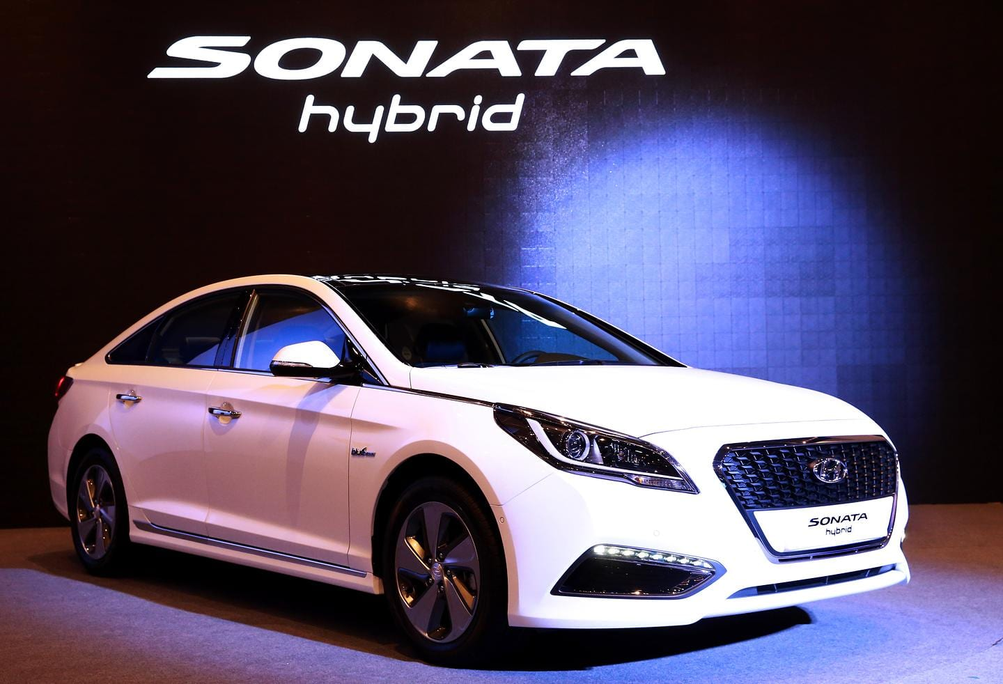 Hyundai Motor Launches All-New Sonata Hybrid