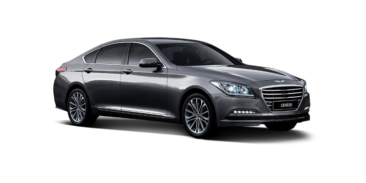 Hyundai Genesis and Sonata Win 2014 GOOD DESIGN Awards