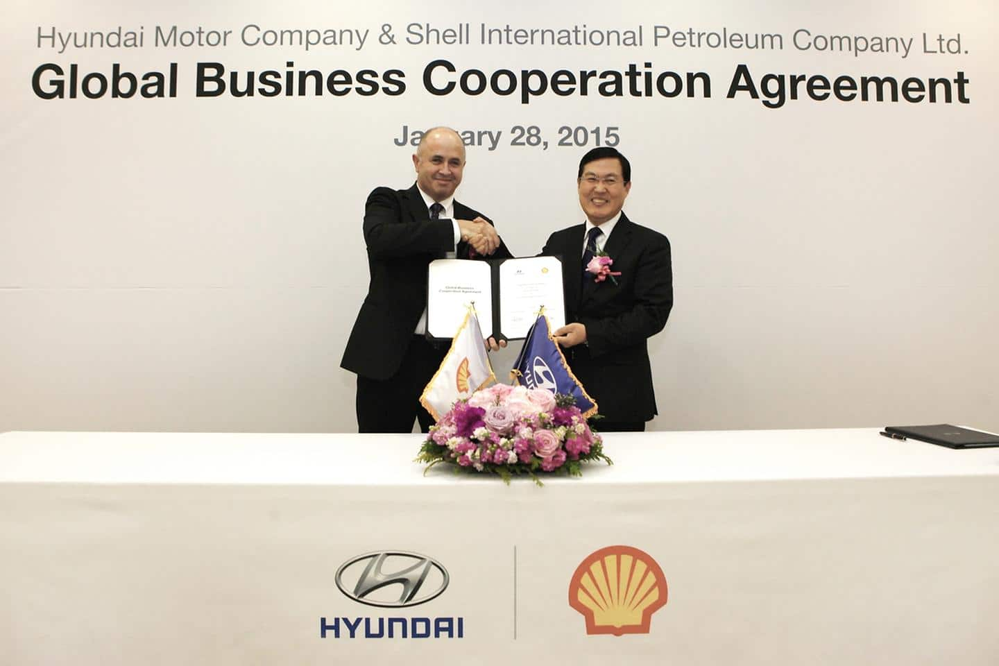 Hyundai Motor partners with Shell for global lubricants business