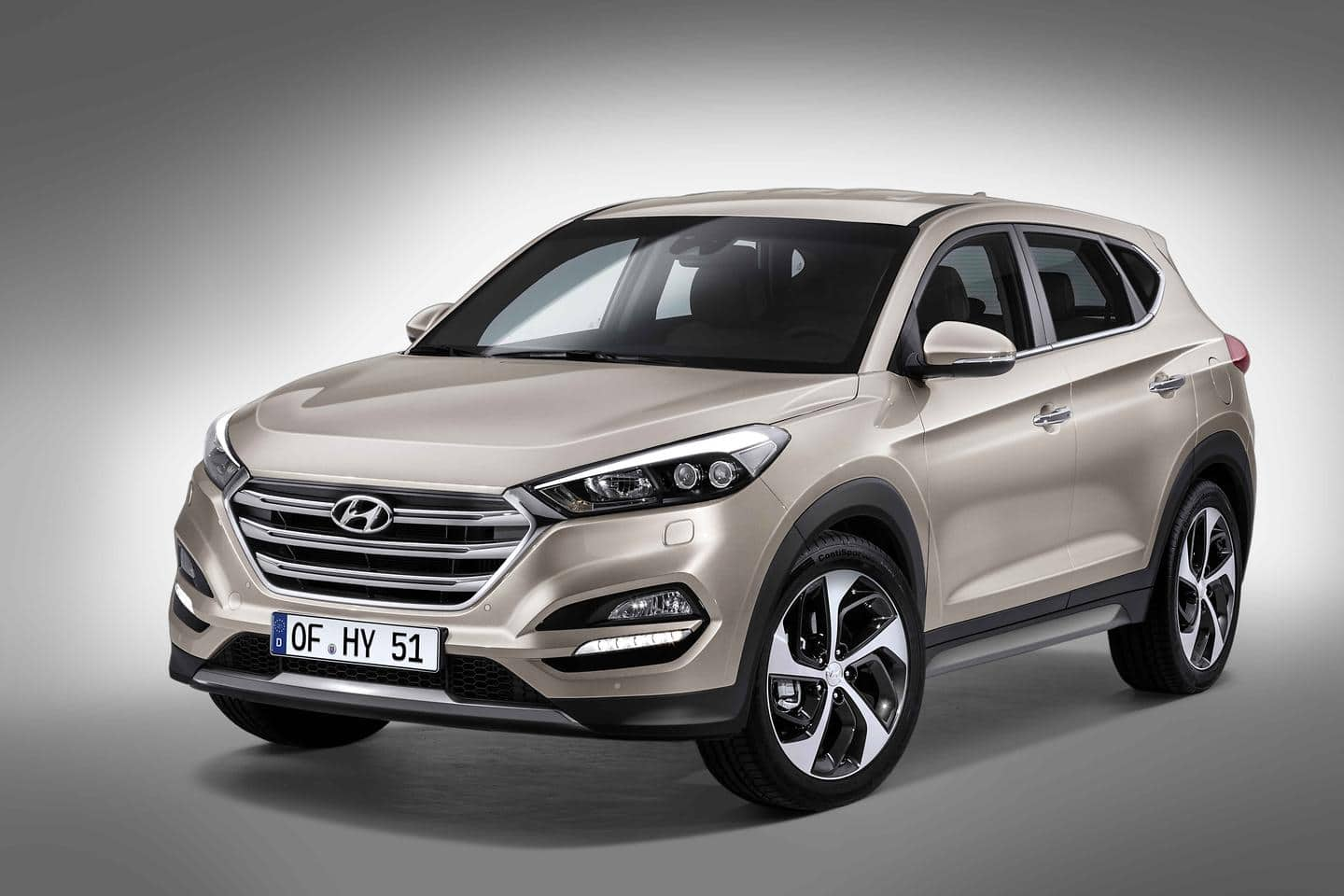 The All-New Tucson : Shifting perceptions through bold design and technology