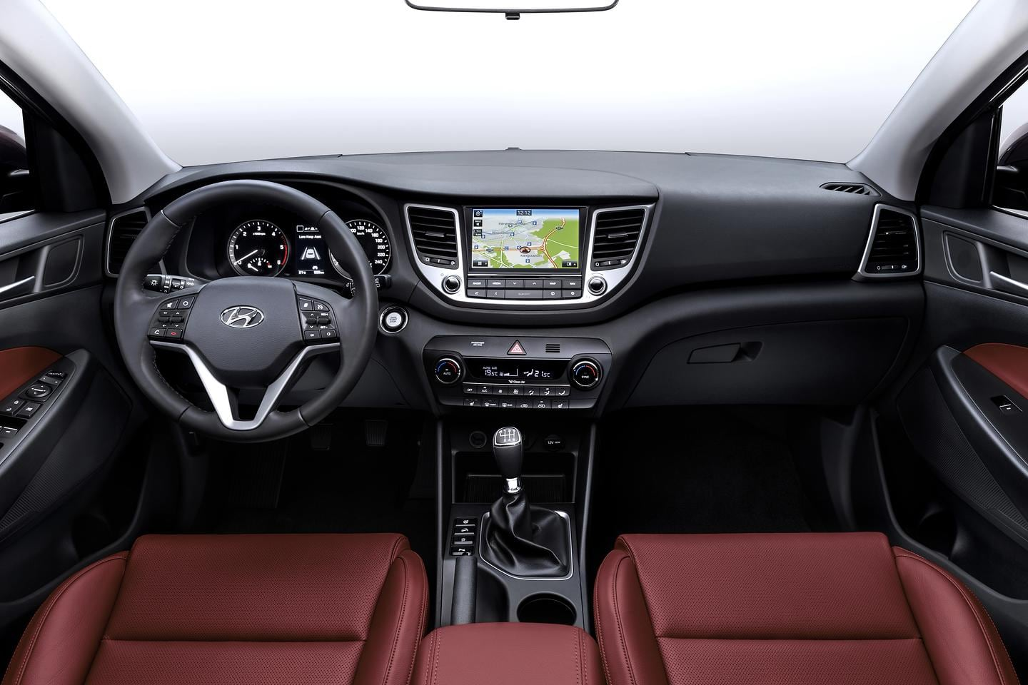 All-new Tucson Interior 1