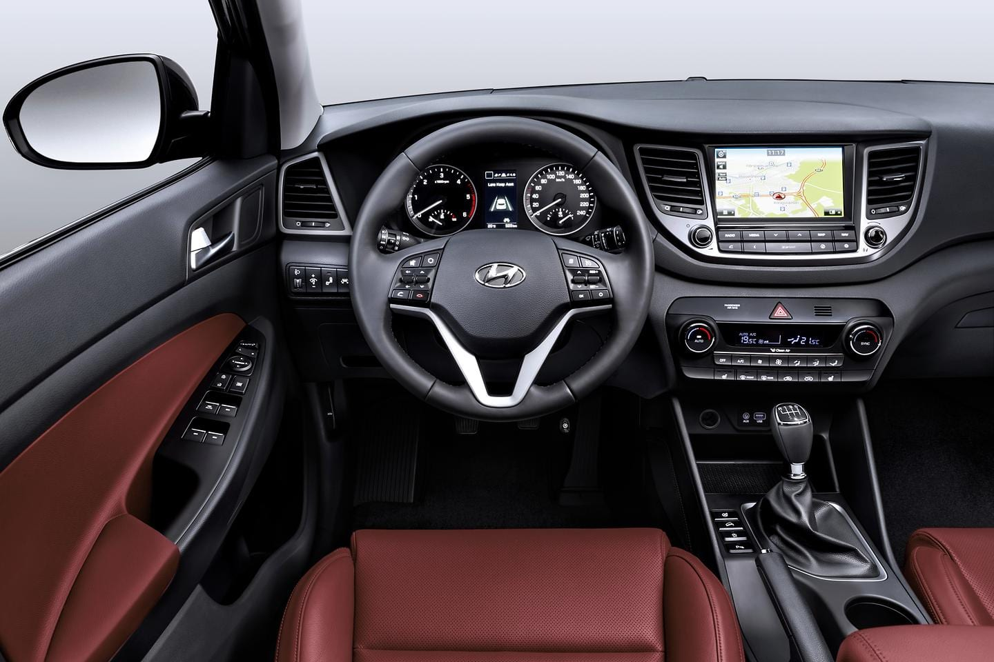 All-new Tucson Interior 2