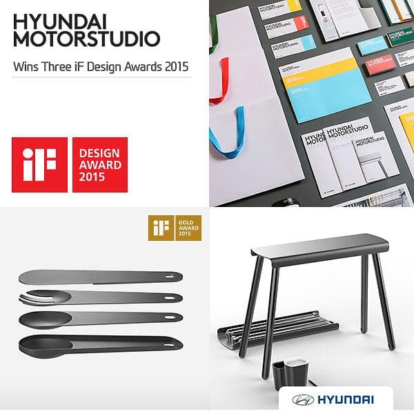 Hyundai Motor Receives International Recognition for Its Unique and Creative Brand Designs