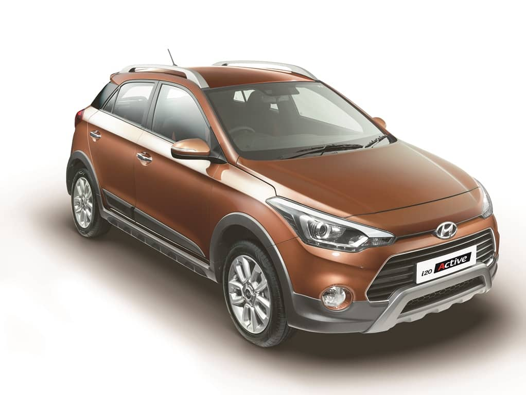 Hyundai Motor Launches i20 Active in India