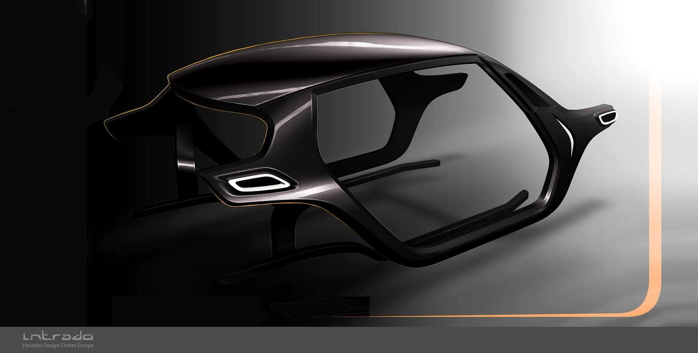 Hyundai Motor receives innovation award for Intrado carbon frame design (2)