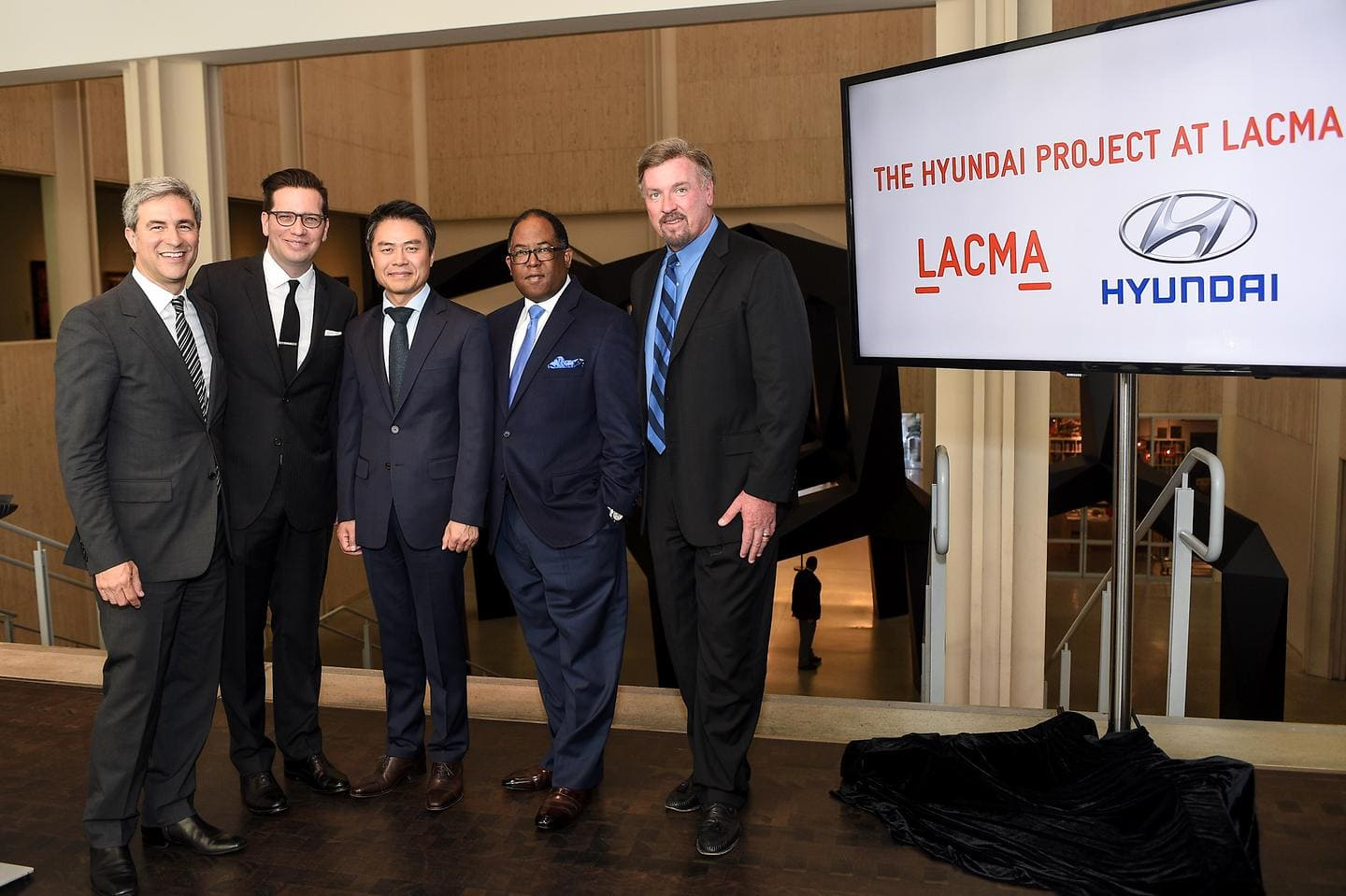 Hyundai Motor Announces 10-Year Partnership with Los Angeles County Museum of Art (LACMA) (3)