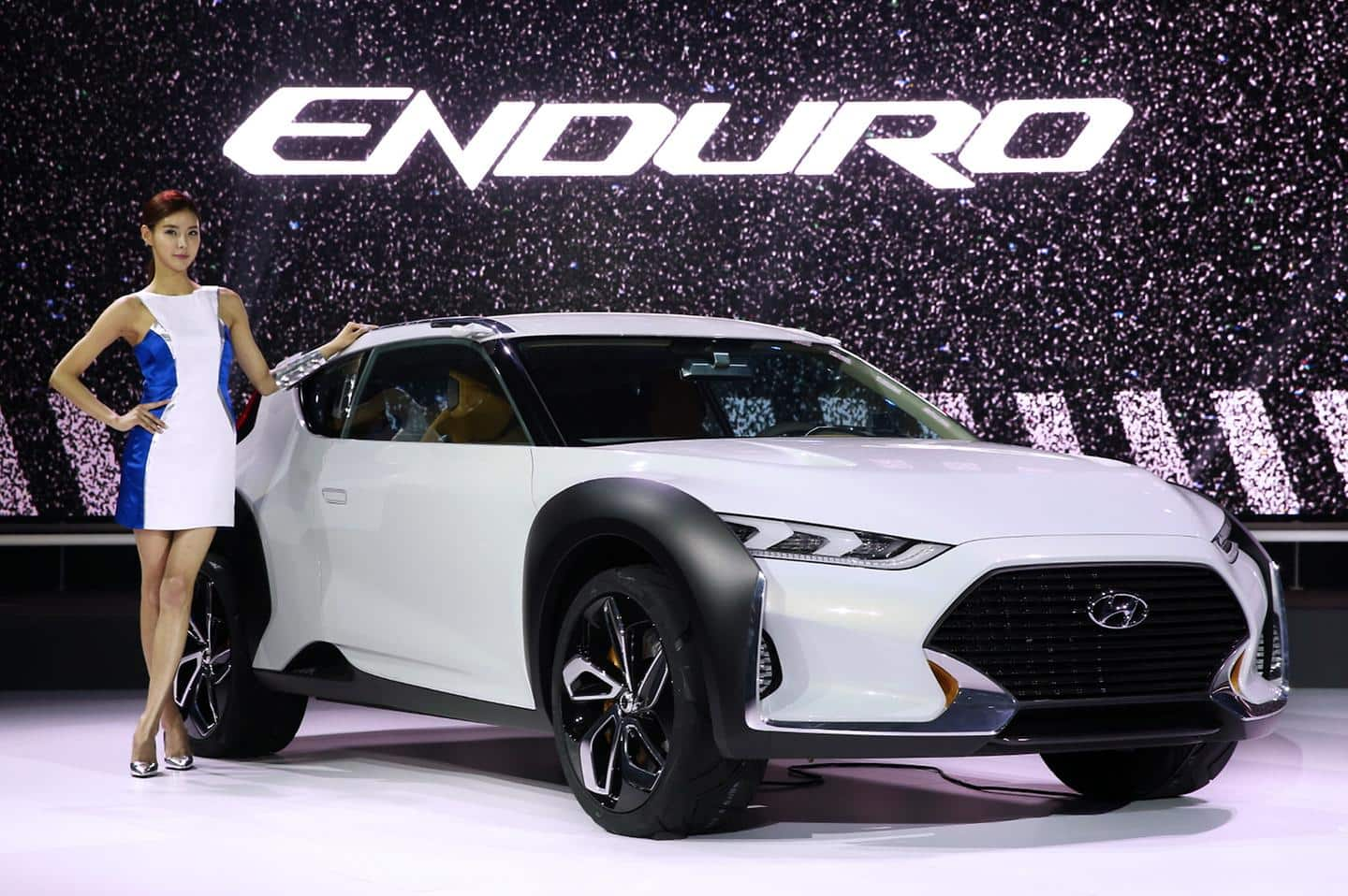 Hyundai Motor at the 2015 Seoul Motor Show