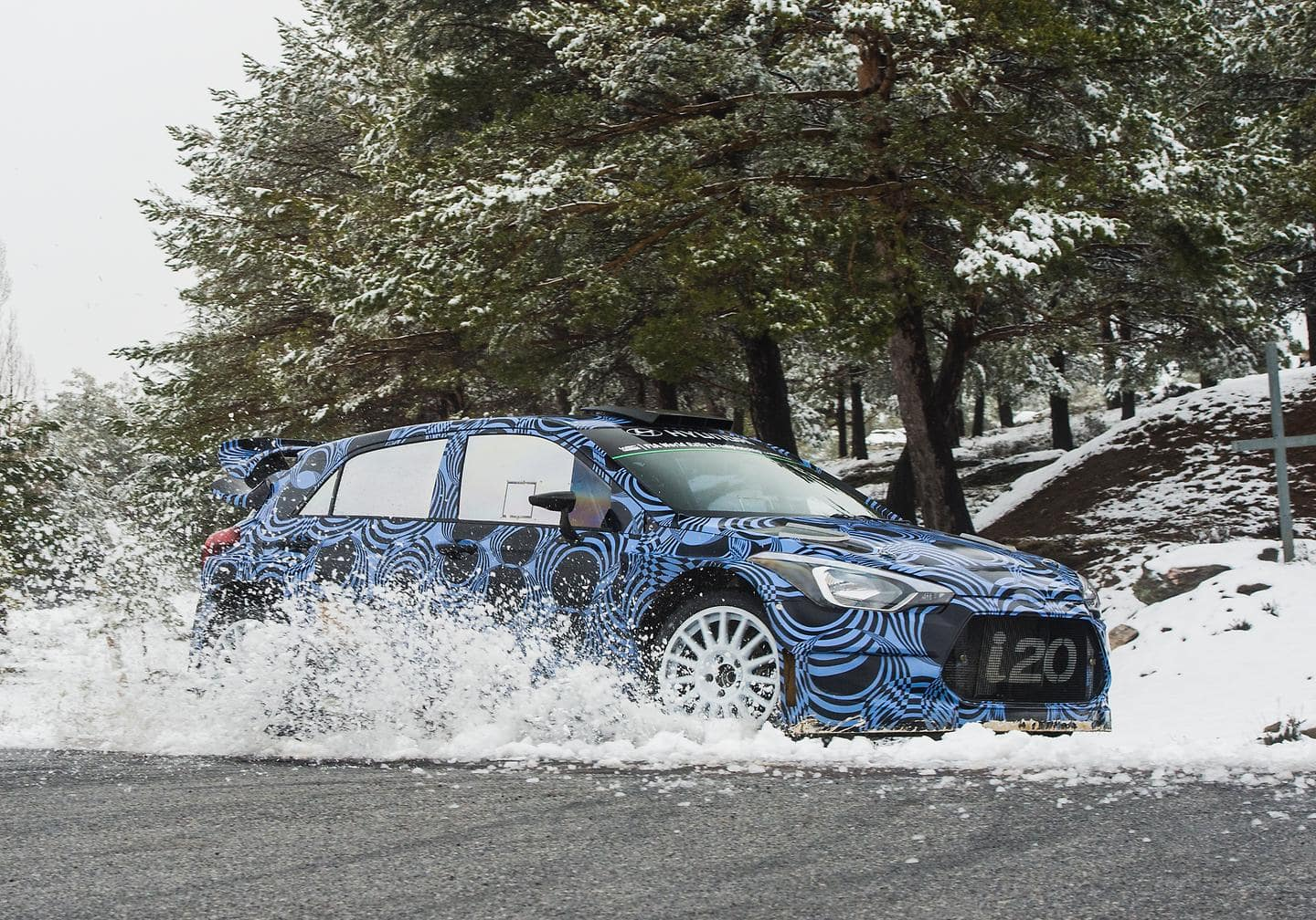 Hyundai Motorsport continues New Generation i20 WRC development