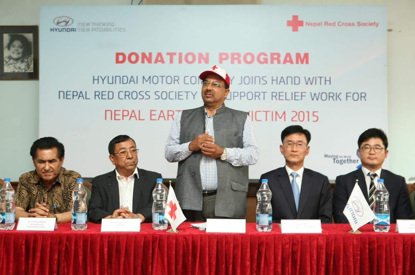 Hyundai Motor donates US$ 300 thousand for Nepal quake relief