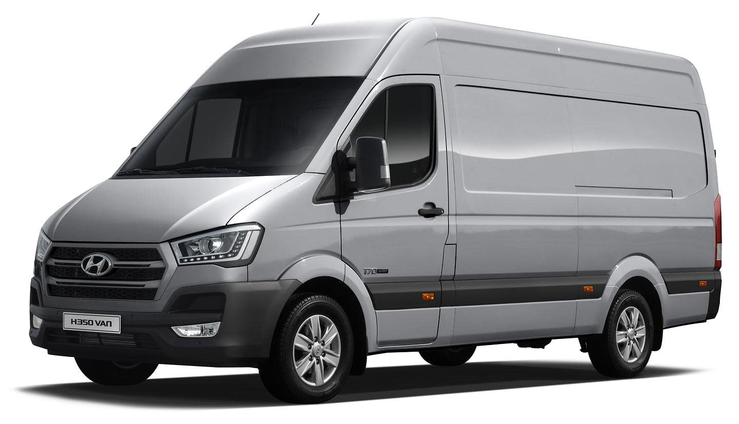 Hyundai Motor Starts Production of Its First Light Commercial Vehicle, the All-New H350, in Europe