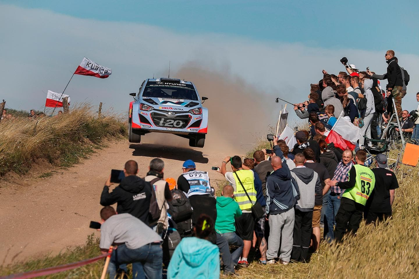 Hyundai Motorsport Looks to Maintain Podium Pace with Four-car Entry in Poland