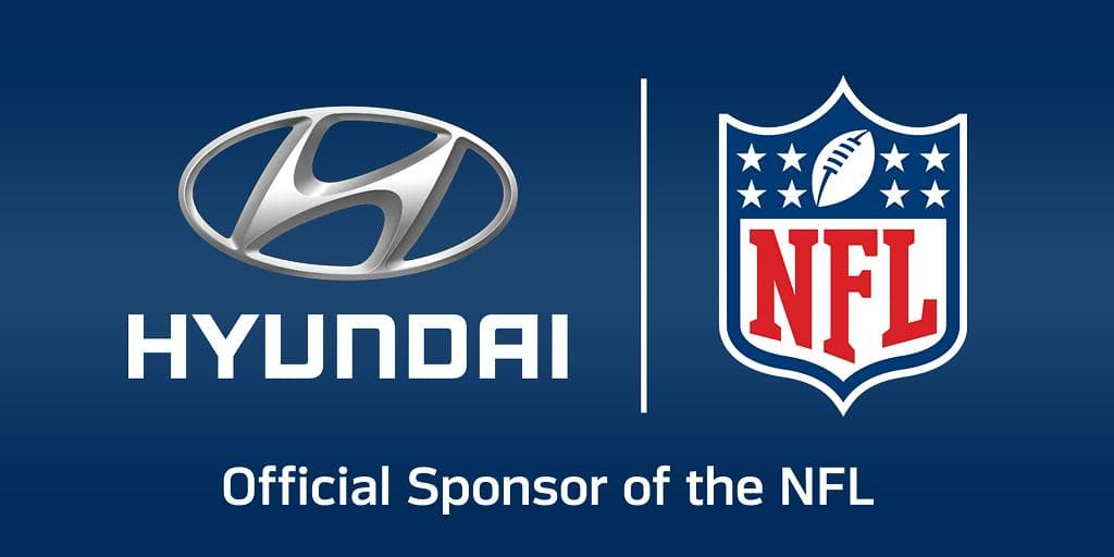 Hyundai Going Pro: Announces Official National Football League Sponsorship (1)