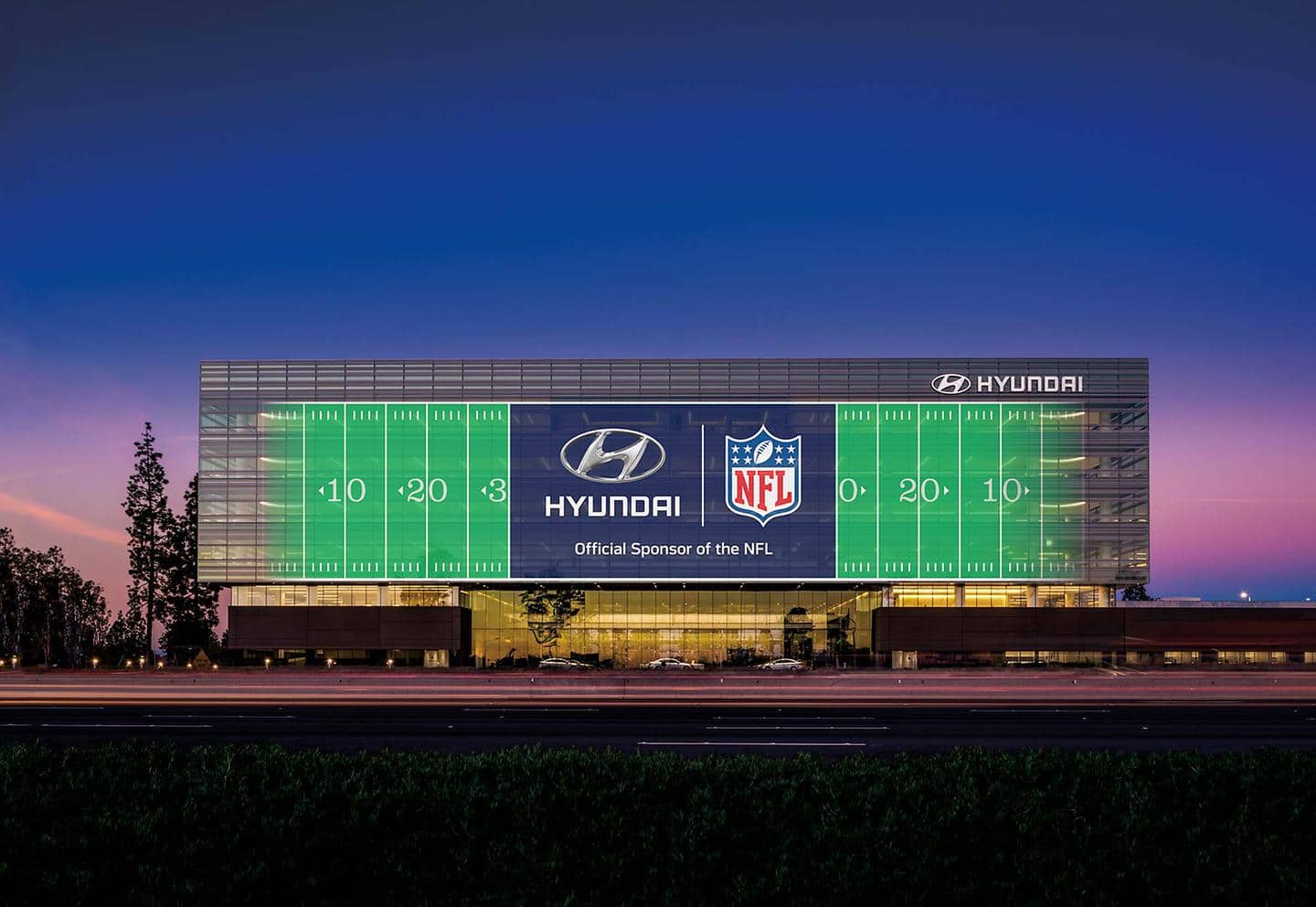 Hyundai Going Pro: Announces Official National Football League Sponsorship (2)