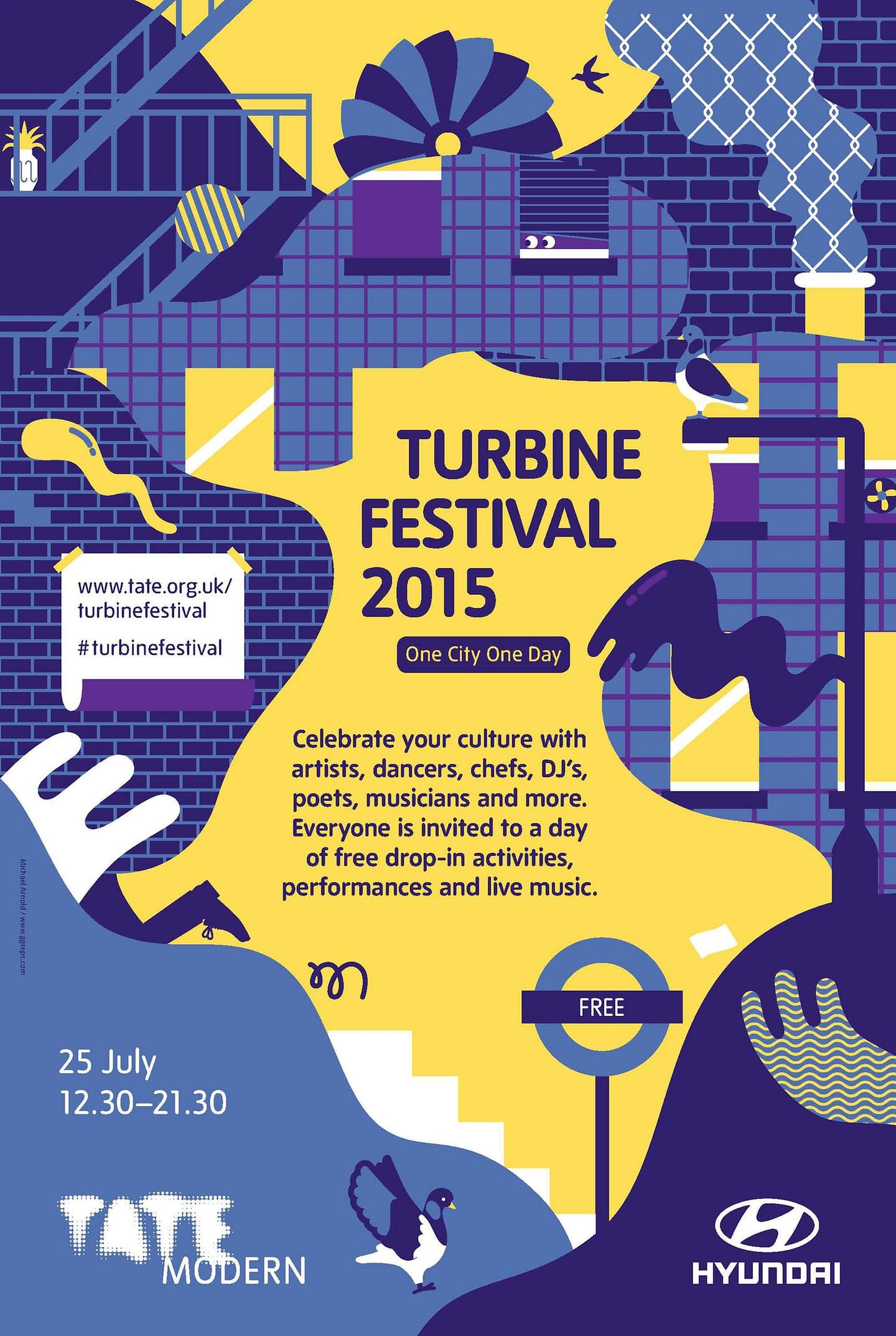 Hyundai Motor and Tate Modern announce summer festival in the Turbine Hall (3)