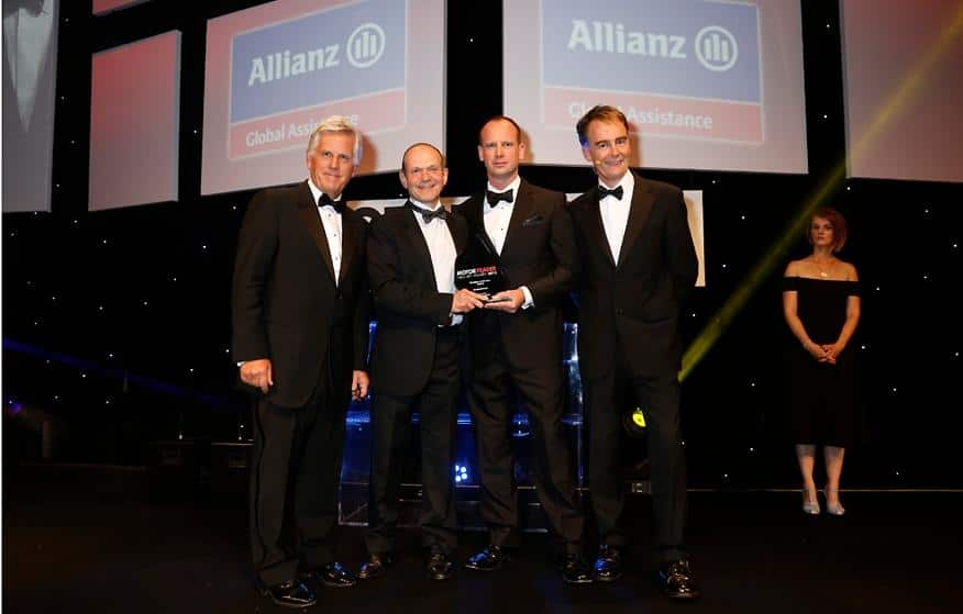 Three Times Lucky for Hyundai :  Hyundai Motor UK Scoops Major Motor Trader Award for The Third Time