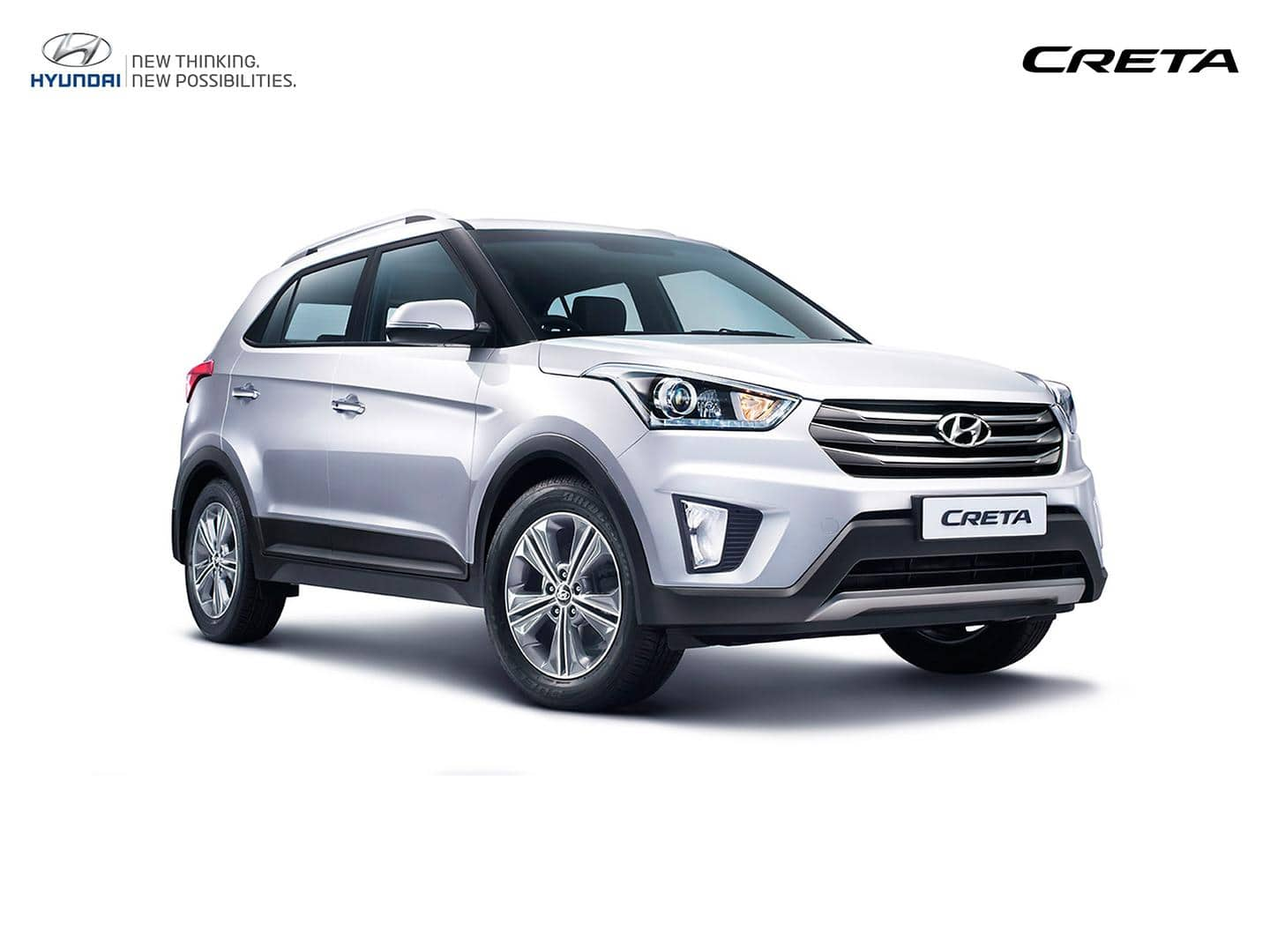 "Hyundai Motor Launches Global Sub-compact SUV ""Creta"" in India"