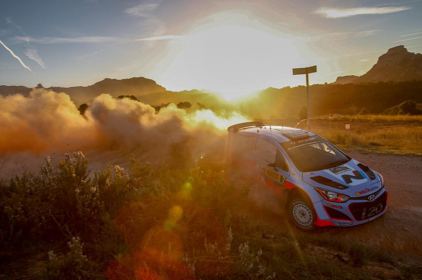 Hyundai Motor UK is Once Again The Official Car Partner to Wales Rally GB