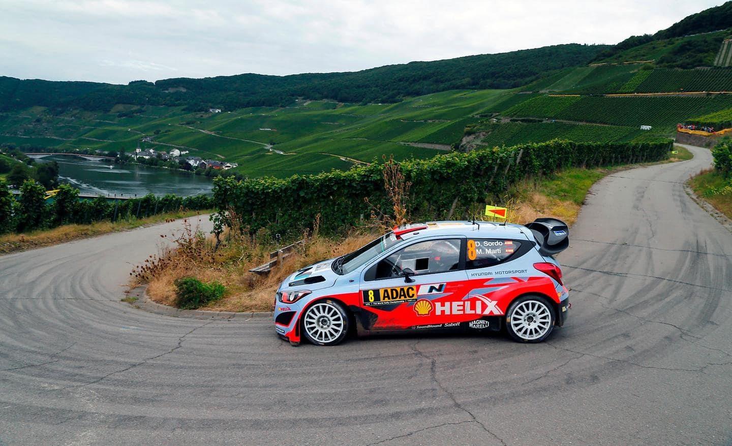 Hyundai Motorsport returns to scene of first victory with four-car entry for Rallye Deutschland