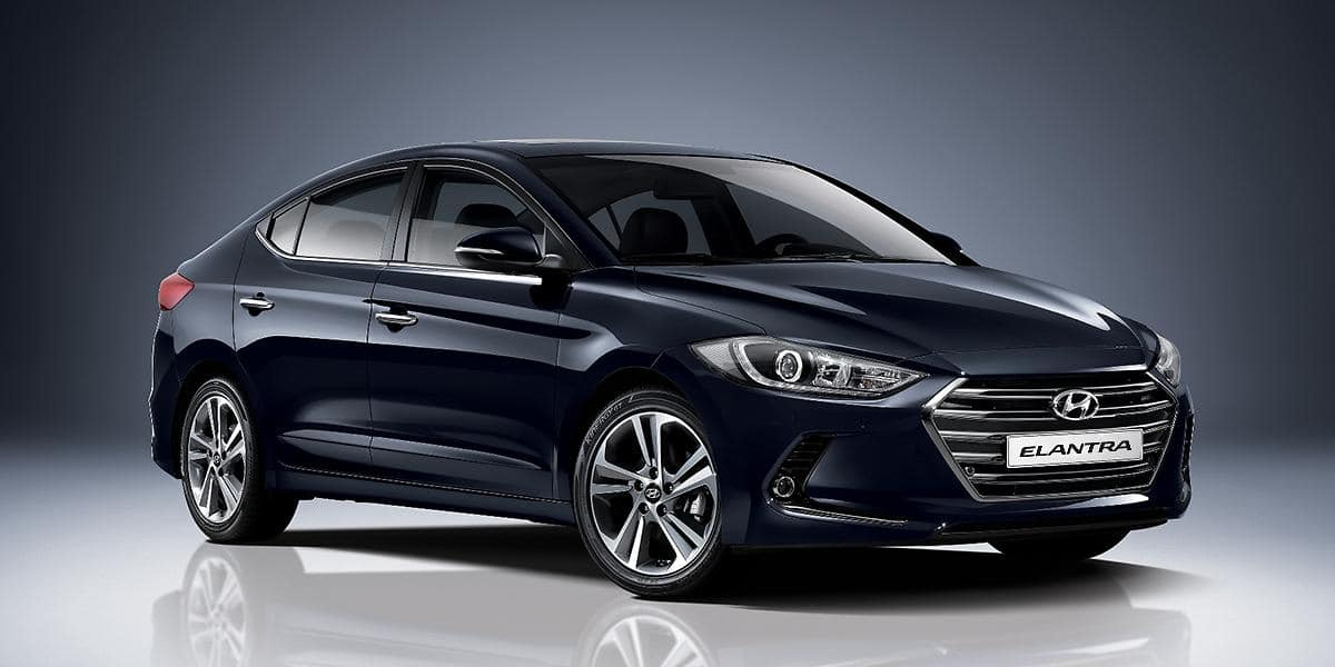 Hyundai Motor Holds World Premiere of All-new Elantra in Korea (1)