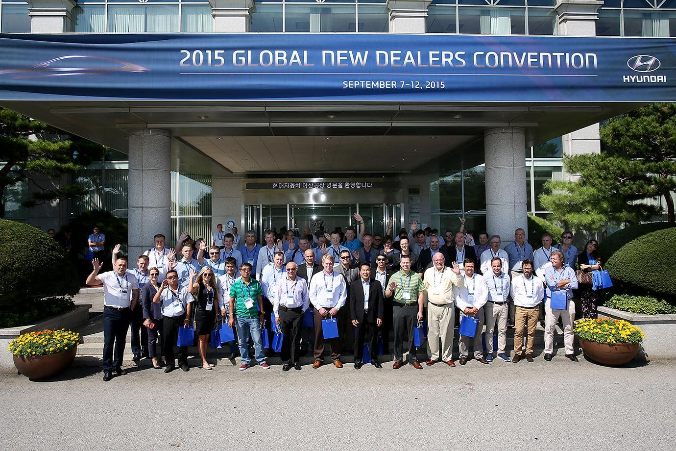 Hyundai Motor strengthens Global Sales Network