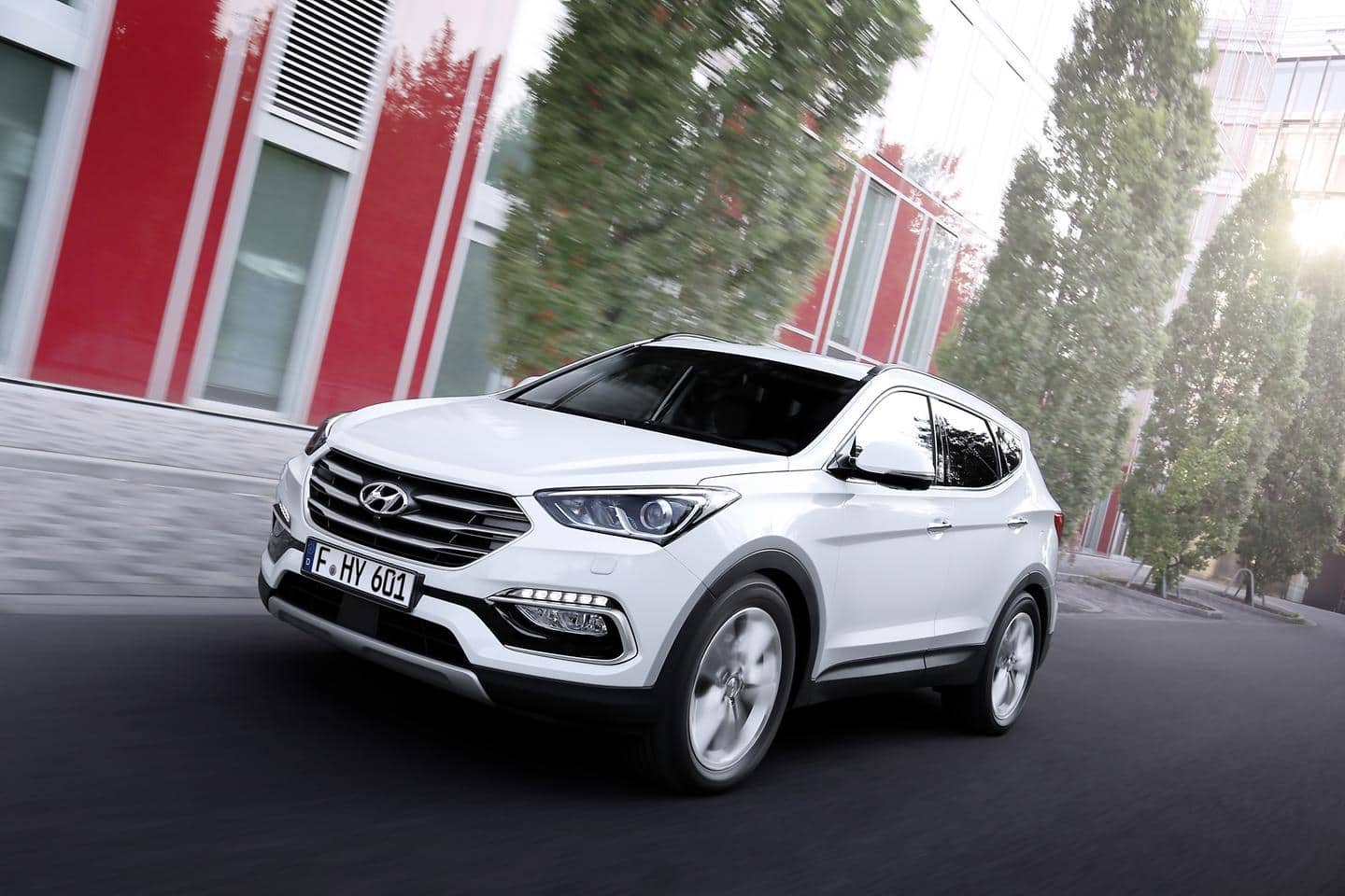 New Santa Fe: A refined and innovative SUV package