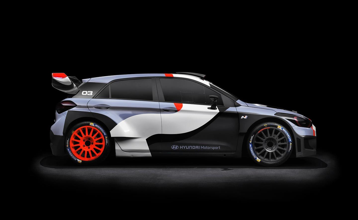 New Generation i20 WRC preview 5